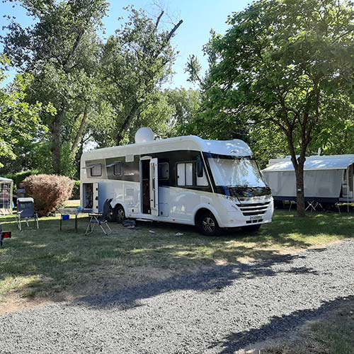emplacement camping-car puy de dome